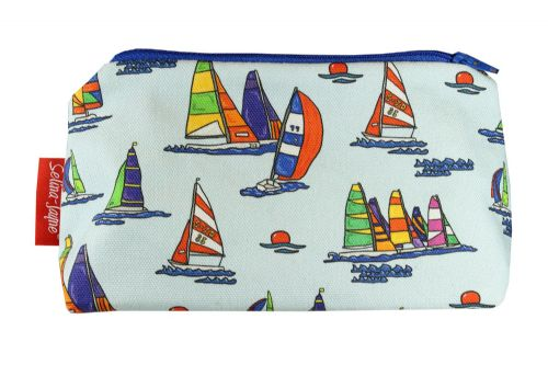 Selina-Jayne Sailing Limited Edition Designer Cosmetic Bag